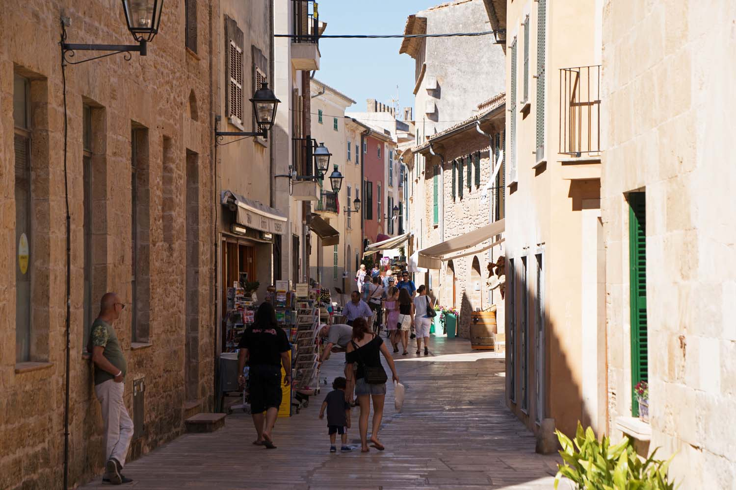 Alcudia Old City