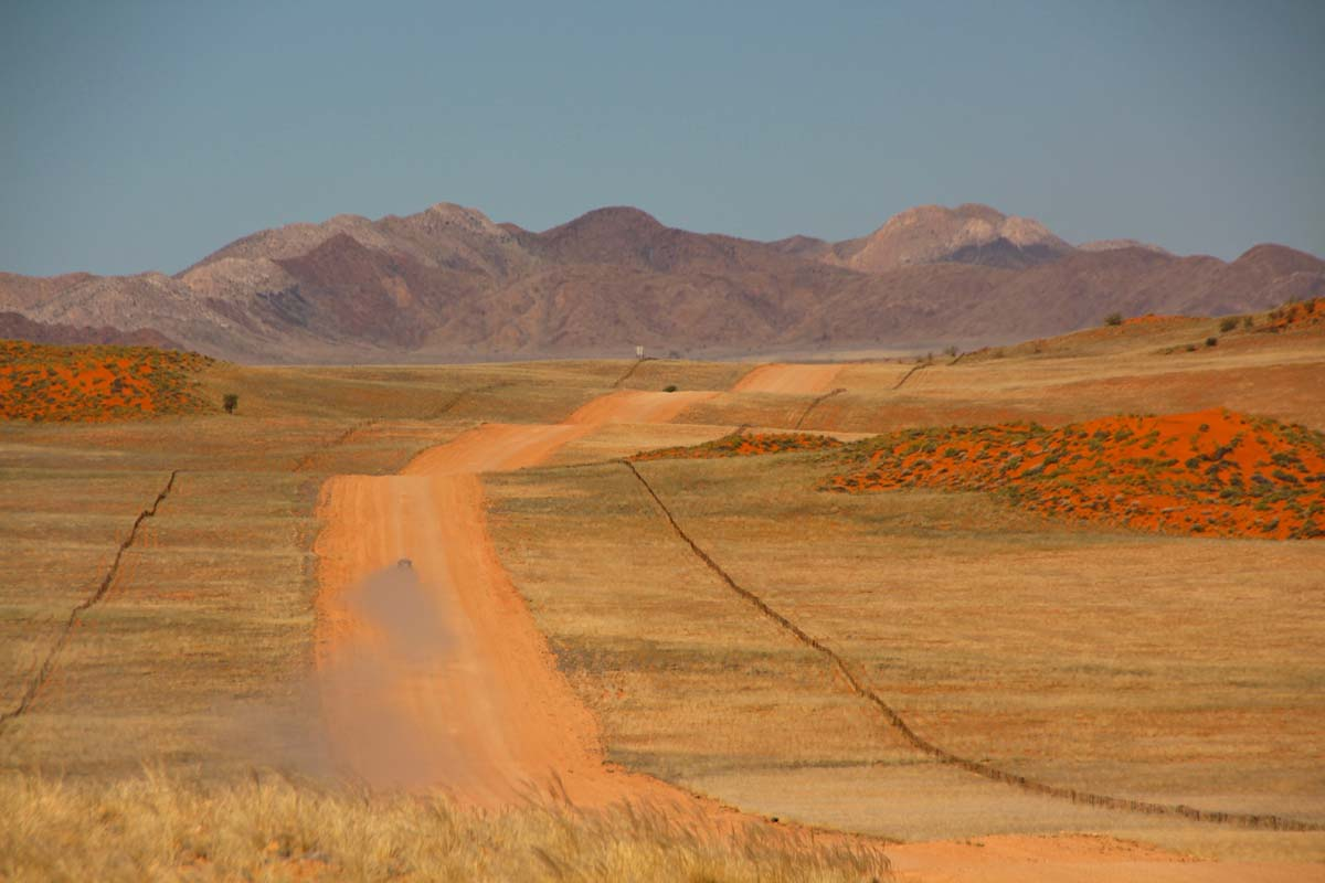 Namibia Road Tripping