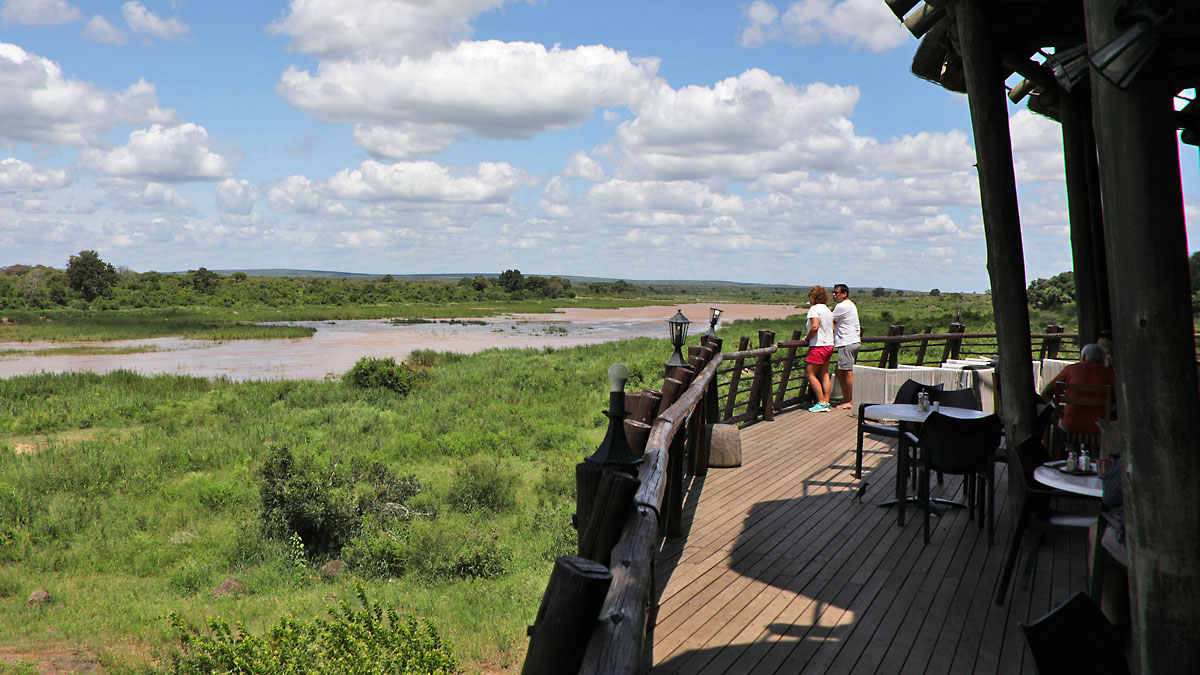 Lower Sabie Viewing Deck